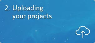 Uploading your projects